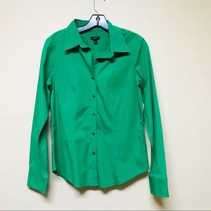 Talbots The Perfect Shirt Blouse